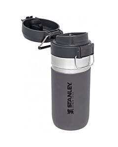 Stanley The Quick Flip Water Bottle 470 ml Charchoal
