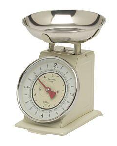 Küchenprofi weegschaal 2 kg crème