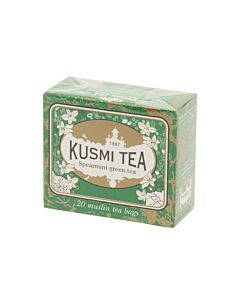 Kusmi Tea Spearmint Green thee 20 zakjes groen
