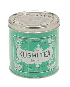 Kusmi Tea Detox thee 250 gr mintgroen