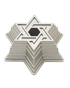 Nordic Ware Davidster Bundt vorm 29,5 cm gietaluminium