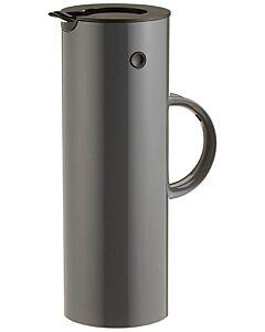 Stelton Classic thermoskan 1 liter kunststof granite grey