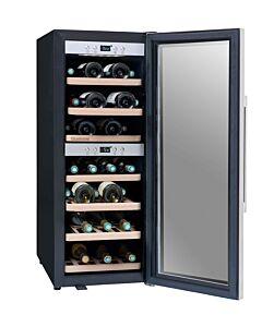 La Sommelière temperatuurkast wijn 38 flessen