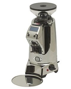 Eureka Zenith 65 E elektrische koffiemolen chroom