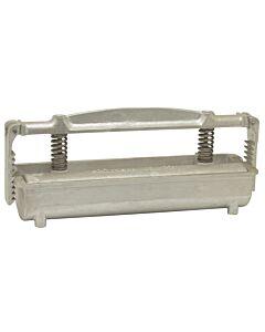 Adelmann hamvorm Nr. 691 'Karbonade' 4-5 kg aluminium