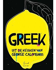 Greek - uit de keuken van George Calombaris