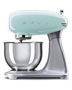 Smeg 50's style standmixer 4,8 liter watergroen