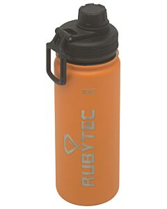 Rubytec Shira thermosdrinkfles 550 ml rvs oranje