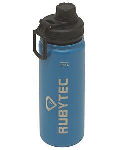 Rubytec Shira thermosdrinkfles 550 ml rvs blauw