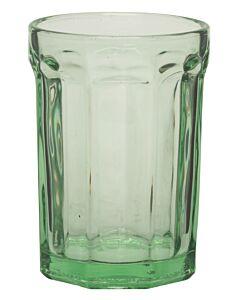 Serax Fish & Fish limonadeglas ø 8 cm glas groen
