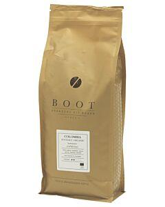 Boot Koffie Colombia Kachalu Organic Espresso koffiebonen 1 kg