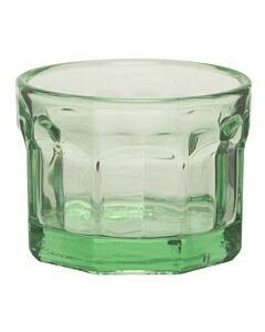 Serax Fish & Fish cocktailglas ø 7,5 cm glas transparant groen