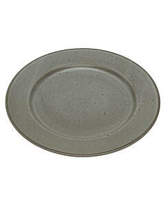 Bitz dinerbord ø 27 cm aardewerk grijs