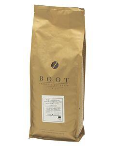 Boot Koffie Peru Amazonas Cafeïnevrij Organic Espresso koffiebonen 1 kg