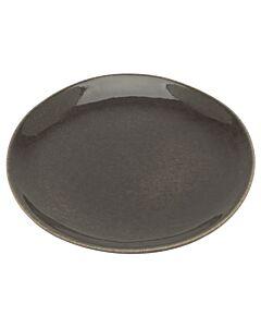 Broste Copenhagen Nordic Coal dessertbord ø 20 cm aardewerk bruin