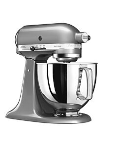 KitchenAid Artisan Original standmixer 4,8 liter Contour Silver - 5KSM125ECU