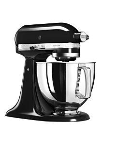 KitchenAid Artisan Original standmixer 4,8 liter Onyx zwart - 5KSM125EOB