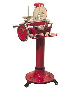 Berkel Volano B2 vliegwielsnijmachine ø 26,5 cm met voet rood