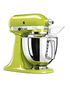 KitchenAid Artisan Elegance standmixer 4,8 liter Appelgroen - 5KSM175PSEGA