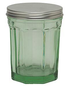 Serax Fish & Fish opbergpot ø 12 x 15,5 cm glas groen