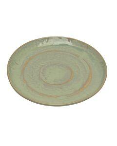 Serax Pure ontbijtbord ø 21 cm keramiek groen