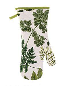 Ulster Weavers RHS Foliage ovenwant katoen groen