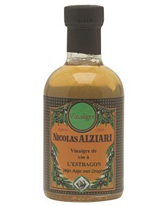 Nicolas Alziari Dragon-wijnazijn fles 200 ml