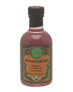 Nicolas Alziari Lavendel-wijnazijn fles 200 ml