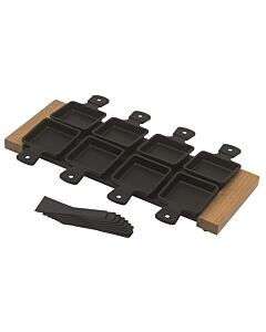 Boska Partyraclette XL 8-persoons hout