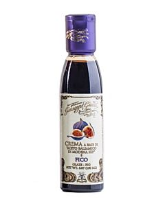 Giuseppe Giusti Crema balsamico met vijg 150 ml