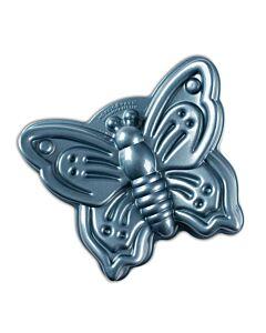 Nordic Ware vlinder bakvorm 26 x 21 cm gietaluminium