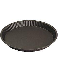 Gobel lage fluted taartvorm met vaste bodem ø 26 cm