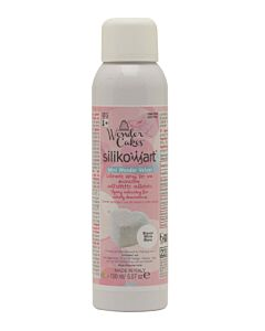 Silikomart Wonder Cakes Velvet spray 150 ml wit