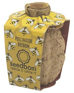 Kabloom Pollinator Beebom zaadgranaat 8 cm