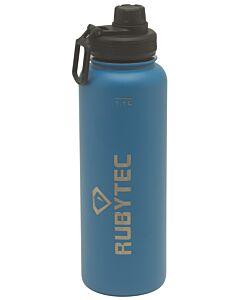 Rubytec Shira thermosdrinkfles 1,1 liter rvs blauw
