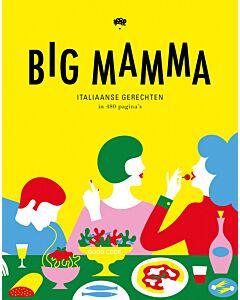 Big Mamma : Italiaanse gerechten in 480 pagina's
