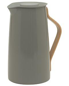 Stelton Emma serveerkan 2 liter rvs grijs