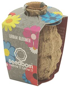 Kabloom Urban Bloomer Seedbom zaadgranaat 8 cm