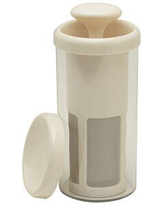 ChufaMix plantaardige melkmaker 1 liter kunststof wit