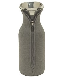 Eva Solo Fridge karaf 1 liter glas grijs 3-delig