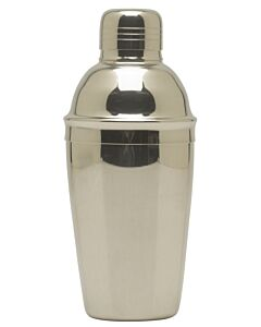 Oldenhof cocktailshaker 500 ml rvs glans