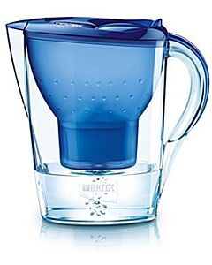Brita Marella XL waterfilterkan 3,5 liter kunststof blauw