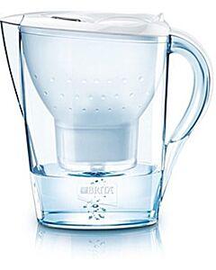 Brita Marella Cool waterfilterkan 2,4 liter kunststof wit