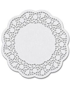 Städter taartonderzetters rond ø 20 cm wit 6 stuks