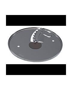 Magimix gegolfde plakjesschijf 3200 (XL) / 4200 (XL) / 5200 (XL) rvs glans
