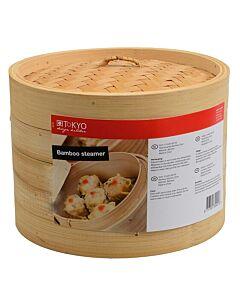 Tokyo Design Kitchen stoommand ø 20 cm bamboe