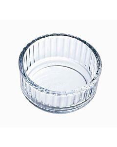 Pyrex ramequin ø 10 cm glas