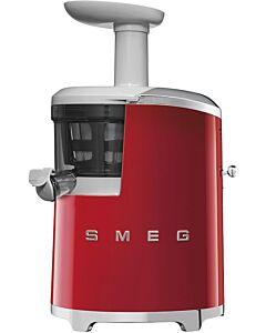 SMEG 50's style slowjuicer rood