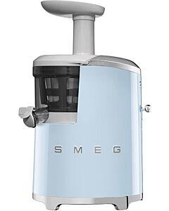 SMEG 50's style slowjuicer pastelblauw