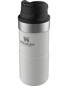 Stanley Classic One Hand 2.0 thermosbeker 350 ml wit
